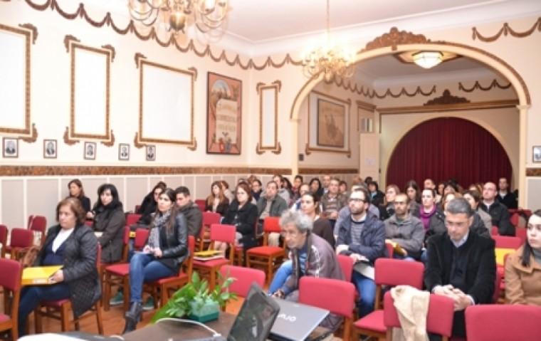 Fotos do Seminário