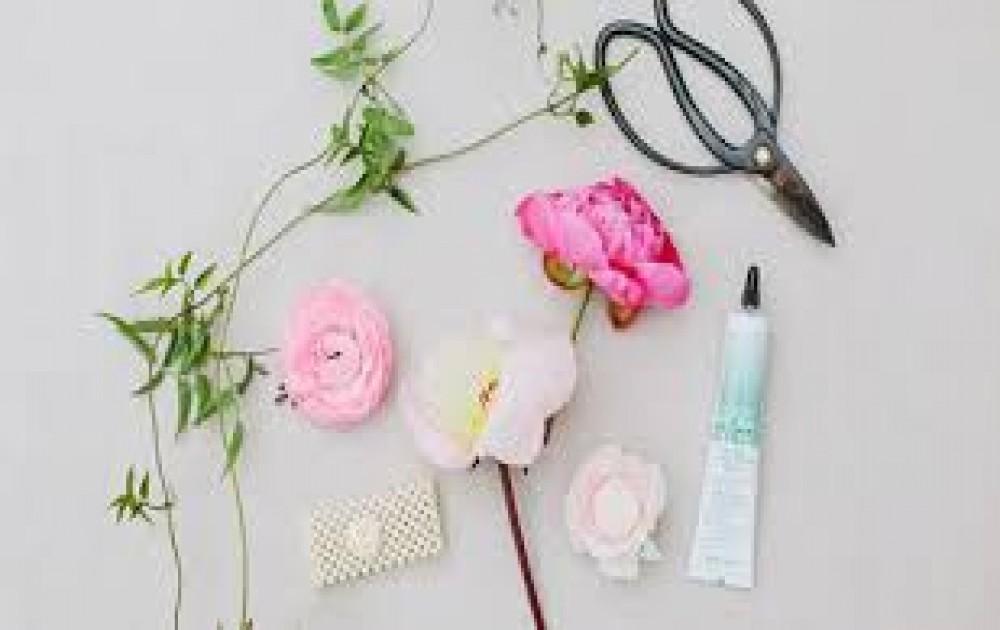 Técnicas de Decoração Floral